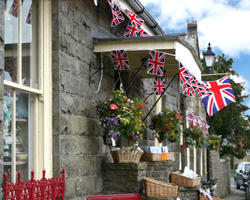 Wartime weekend at Goathland Tea Rooms